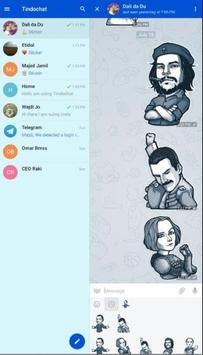 Tindochat apk screenshot