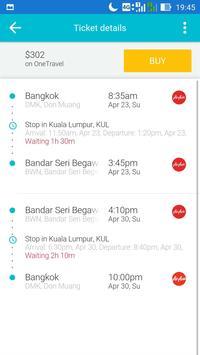 Jadwal Penerbangan Pesawat Indonesia Murah screenshot 1