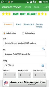 Jadwal Penerbangan Pesawat Indonesia Murah screenshot 2
