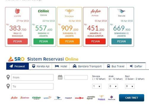 Tiket Pesawat Murah poster