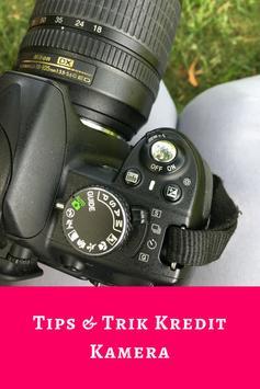 Tips & Trik Kredit Kamera poster