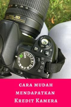 Tips & Trik Kredit Kamera screenshot 1
