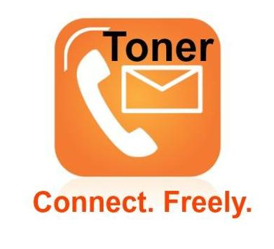 Toner poster