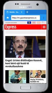 Top Albania News screenshot 3