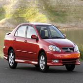 Toyota Corolla Oil Change icon