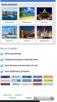 Travel Hyte apk screenshot