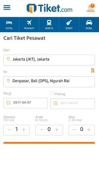 Travel Online Indonesia screenshot 3