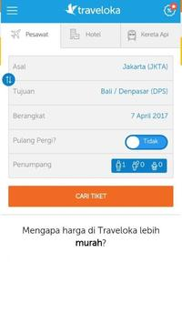 Travel Online Indonesia screenshot 1