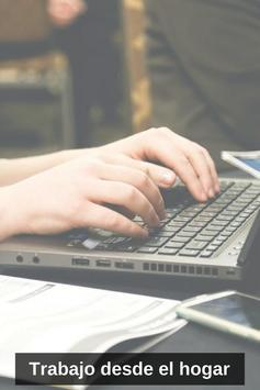 Trabajos para hacer en casa por internet apk screenshot
