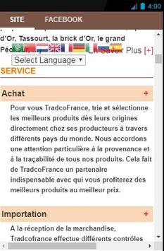 TradcoFrance poster