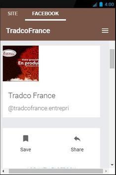 TradcoFrance screenshot 1