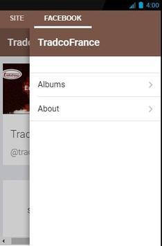 TradcoFrance screenshot 2