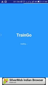 Train Go poster