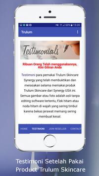 Trulum Skincare screenshot 1