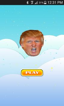 Trump Bird poster