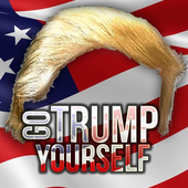 Go Trump Yourself! Stickers icon