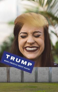 Go Trump Yourself! Stickers apk screenshot
