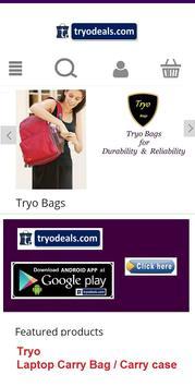 Tryodeals.com apk screenshot