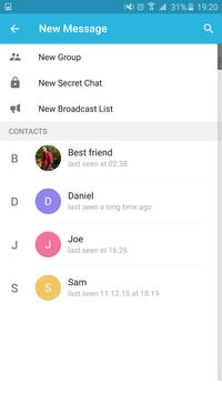 Flyingbird Chat-Free Messaging screenshot 1