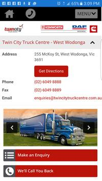 Twin City Truck Centre poster