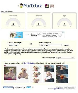 Twin Finder- Image reverse search- pictreiv screenshot 1
