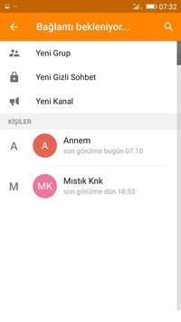 TürkChat screenshot 1