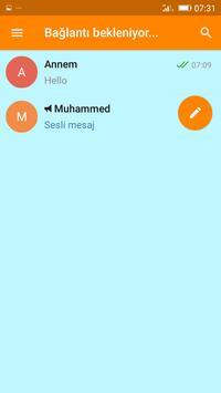 TürkChat apk screenshot