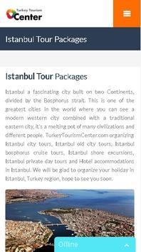 Turkey Tour Packages apk screenshot