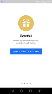 Tusem Messenger screenshot 10