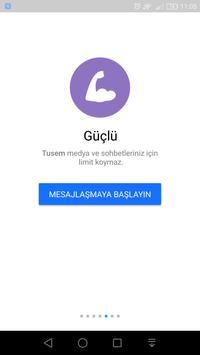 Tusem Messenger screenshot 19