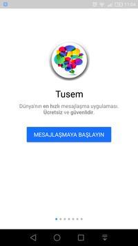 Tusem Messenger screenshot 1