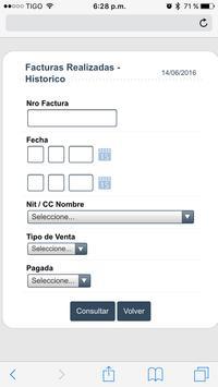 Tus Facturas screenshot 8