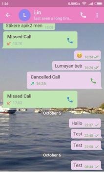 u-chat screenshot 1