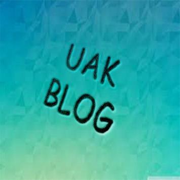 UAK Blog poster