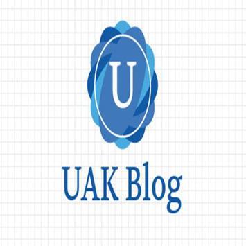 UAK Blog screenshot 2