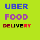UBER FOOD DELIVERY icon