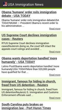 USA Immigration News for Android - APK Download