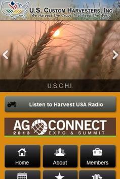 US Custom Harvesters, Inc poster