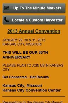 US Custom Harvesters, Inc screenshot 1