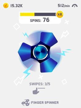 US Fidget Spinner apk screenshot