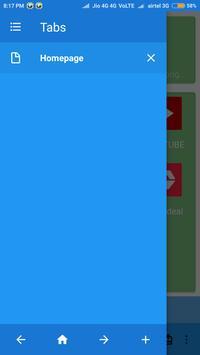 UROME Browser - fast & private & SECURE screenshot 4