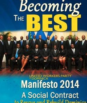 UWP Manifesto 2014 poster