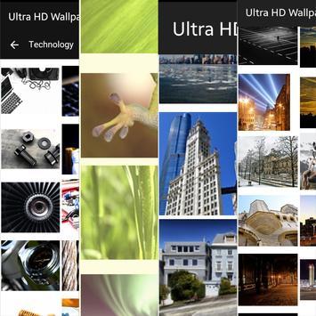 Ultra HD Wallpaper screenshot 3