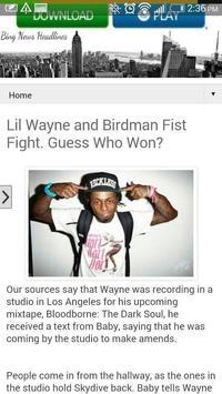 Urban News Headlines screenshot 1