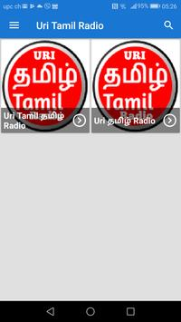 Uri Tamil தமிழ் Radio apk screenshot
