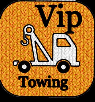 VIP TOWING SERVICES poster