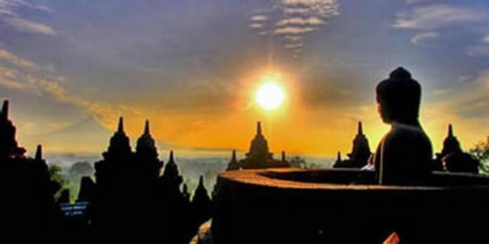 Central Java Tourism poster