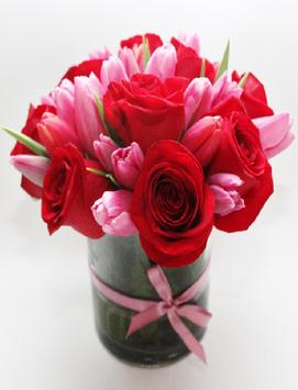 Valentines Day Flower screenshot 4