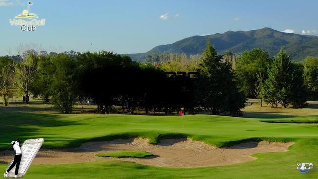 Valle Golf poster