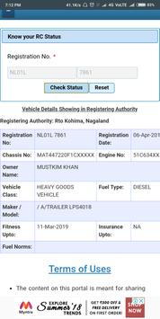 Krl Vehicle Information screenshot 2